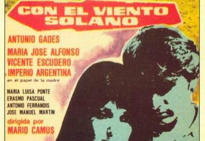 El octavo aniversario del 20-J se celebrará en Cinebora con la proyección de 'Con el viento solano', de 1966