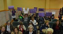Ramos explica que los actos del 8 de marzo se acordaron por unanimidad en el Consejo Local de la Mujer