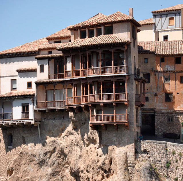 Las Casas Colgadas de Cuenca, a por el BIC