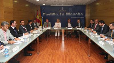 El Gobierno regional trabaja en el Plan de Industrialización de Castilla-La Mancha