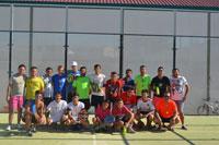 Jornada deportiva y de convivencia para clausurar la Liga Local de Pádel de Gamonal