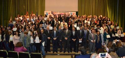 García-Tizón clausura la cuarta fase del proyecto Dipudinamiza