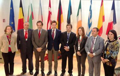 Castilla-La Mancha preside la delegación española en la Mesa del Comité de las Regiones de la Unión Europea