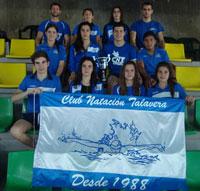 El Club Natación Talavera consigue el ascenso a Segunda División