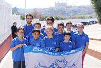 Dos medallas y 16 marcas personales para la cantera del Club Natación Talavera