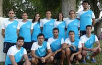 El Club Natación Talavera regresa del Nacional Máster en novena posición masculina