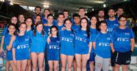 El Club Natación Talavera certifica sus serias aspiraciones al ascenso a Primera Regional