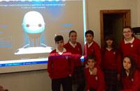 Segundo año de 'Mochila Digital' en el colegio Juan Ramón Jiménez