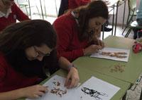 El colegio Juan Ramón Jiménez celebra los 100 años de la publicación de 'Platero y yo'