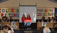 El colegio Clemente Palencia participa en el proyecto bicultural UCETAM