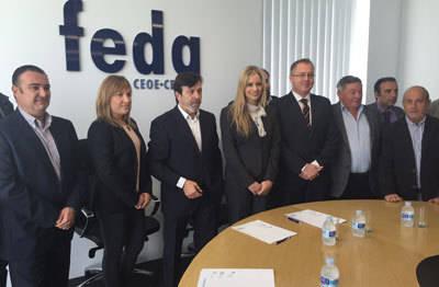 La consejera de Fomento expresa su decepción por el acuerdo final de la ministra de Agricultura con Murcia para agua desalada