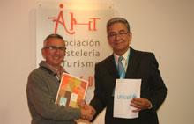 Los hosteleros de Toledo renueva su colaboración con UNICEF