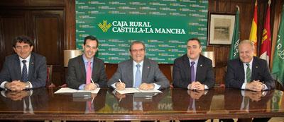 Caja Rural Castilla-La Mancha llega al corazón de Cuenca colaborando con su Semana Santa