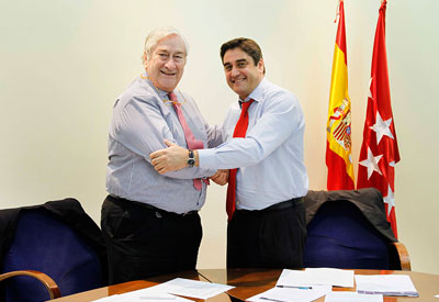 Acuerdo de colaboración entre Castilla-La Mancha y Madrid para la atención sanitaria