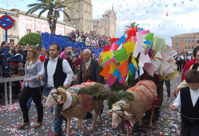 Las Mondas de Talavera aspiran a la declaración de Interés Turístico Internacional