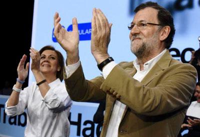 Rajoy participará en un acto electoral en Talavera el próximo 12 de mayo