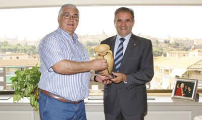 El 'Trofeo Garnacha' premia a Caja Rural CLM