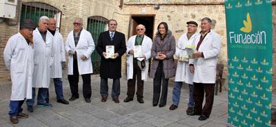 La Fundación Caja Rural Castilla-La Mancha dona 1.000 kilos de alimentos a Cipriano 'El Amigo de los Pobres'