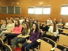 Alumnos de la UCLM participan en el curso de formación empresarial que organiza la Fundación Caja Rural CLM