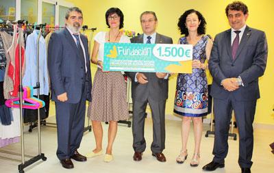 La Fundación Caja Rural Castilla-La Mancha premia a Mensajeros de la Paz por su apoyo a familias inmigrantes
