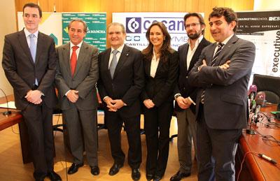 La Fundación Caja Rural Castilla-La Mancha y CECAM presentan un Programa de Negocio Digital para mejorar la competitividad de las pymes
