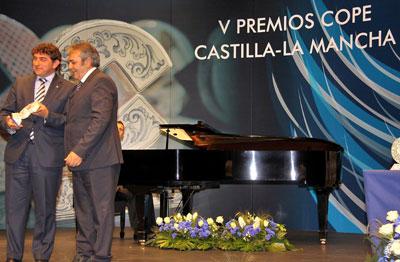 Caja Rural Castilla-La Mancha, Premio COPE por su trayectoria y rigor en la gestión