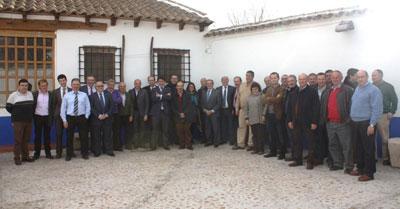 Caja Rural Castilla-La Mancha, implicada con las necesidades de las cooperativas de Villanueva de Alcardete y El Toboso