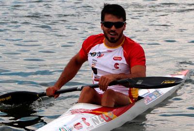 Francisco Cubelos se consagra entre los mejores del mundo en la final de K1 1000 de Moscú