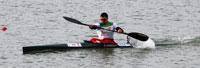 Paco Cubelos finaliza en octava posición en la final de K1 en el Europeo de la República Checa