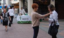 La AECC recauda fondos para la investigación en oncología