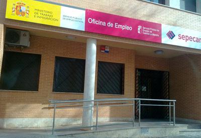 El paro sube en el mes de enero en 5.026 personas en Castilla-La Mancha