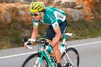 Sabor agridulce para David Arroyo en la Vuelta a Burgos