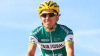 David Arroyo será el jefe de filas del Caja Rural en la Vuelta a España