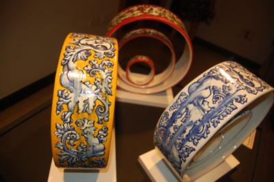 La Junta da inicio al expediente para declarar la cerámica como Bien de Interés Cultural