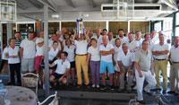 Emoción, compañerismo y triunfo de los blancos en el VI Derbi Golf Merengues – Colchoneros