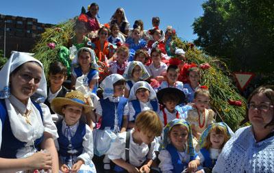 Tradición agrícola y ganadera para rendir homenaje a San Isidro