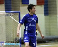 Josué Blázquez cuelga las botas pero seguirá vinculado al Soliss FS Talavera