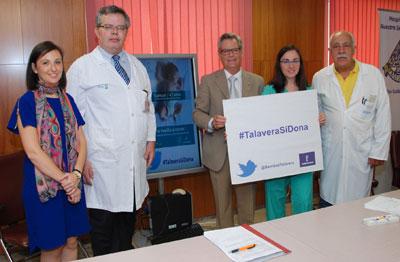 El Hospital de Talavera de la Reina alcanza las 45 donaciones de médula ósea en lo que va de año