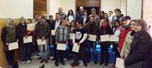 Ipeta y Cáritas forman a desempleados para propiciar su inserción en el mercado laboral