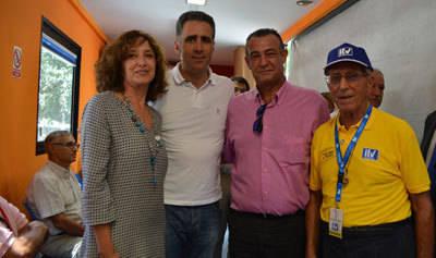 La Diputación de Toledo destaca la relevancia de la Vuelta Ciclista a Toledo en su 50º Aniversario