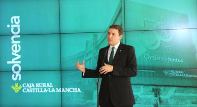 Caja Rural CLM es la tercera caja rural del país por volumen de activos