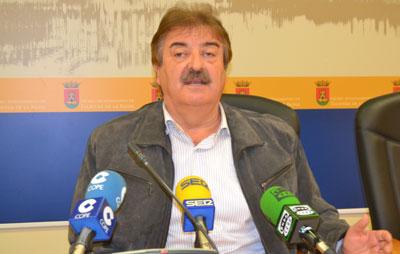Domínguez se presentará como candidato a las Primarias de IU Talavera