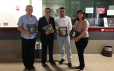 La Biblioteca recibe un lote de libros de la Fundación Pedro Barrié de la Maza