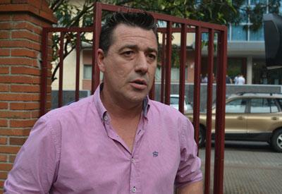 José Antonio Dorado se presentará a la reelección de la Presidencia del CF Talavera de la Reina