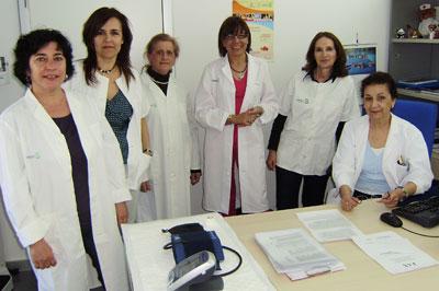 Enfermeras de Atención Primaria asesoran e informan a jóvenes y adolescentes en la Consulta Joven de Talavera