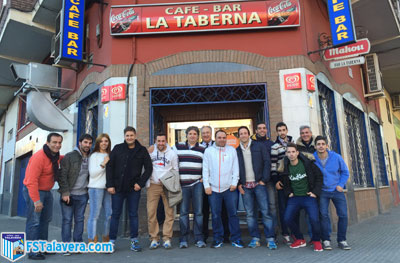 El FS Talavera reunió a los monitores de su escuela para hacer balance de 2014