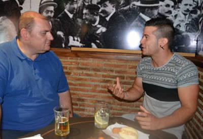 La entrevista completa de Carlos Maldonado este martes, 28 de julio, en La Voz del Tajo