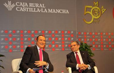 Caja Rural Castilla-La Mancha gana más de 40.000 nuevos clientes en el último año