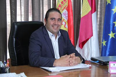 Inocencio Gil trabajará para consolidar el espíritu de unidad de 'Pepino somos todos' durante los próximos cuatro años