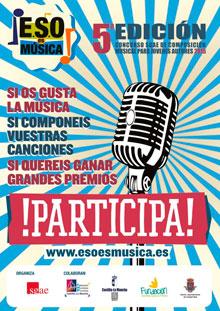 La Fundación Caja Rural Castilla-La Mancha colabora en el concurso para jóvenes compositores '¡E.S.O.es Música!'
